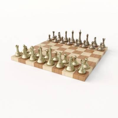 国外模型, 国际象棋, 娱乐