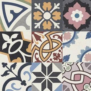 花砖装饰瓷砖贴图