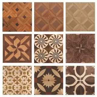 拼花木地板材质贴图