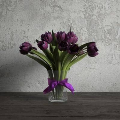 花瓶, 现代简约, 盆栽, 植物, 现代