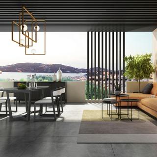 沙发茶几,现代吊灯,桌椅组合,现代简约,现代客厅