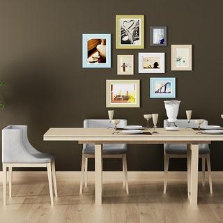 餐桌椅组合,现代简约,现代椅子,现代餐桌
