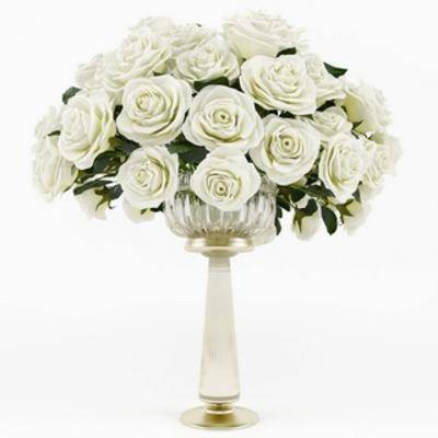 现代植物, 玫瑰花, 现代简约, 植物, 现代
