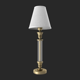 欧式风格台灯