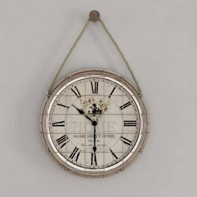 时钟, 陈设品, 挂钟, 工业风格
