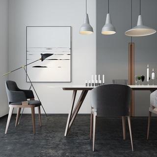 餐桌椅组合,北欧简约,北欧餐桌