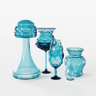 陈设品,古典玻璃,玻璃品
