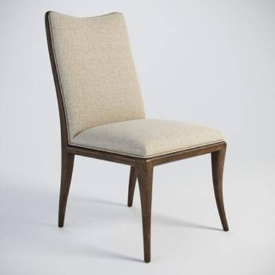 美式单人椅, 美式简约, 单人椅, 美式椅子