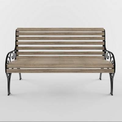 户外椅, 现代户外椅, 长椅, 现代椅子
