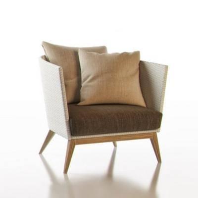 现代沙发椅, 现代简约, 单人沙发椅, 现代沙发