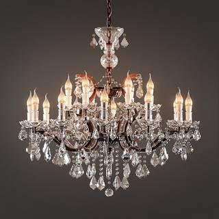 欧式古典水晶吊灯