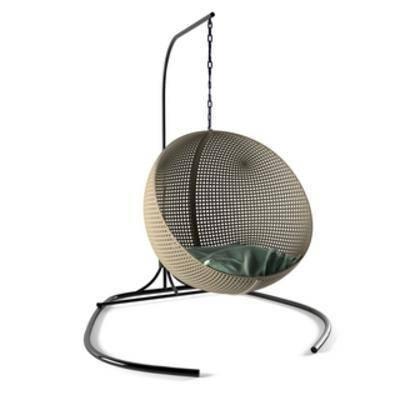 现代吊椅, 吊椅, 现代简约, 椅子