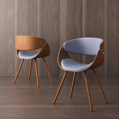 原创模型, 椅, 现代简约, 原创, 椅子