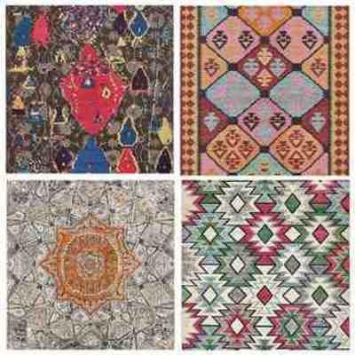 地毯贴图, 地毯, 图案, 贴图
