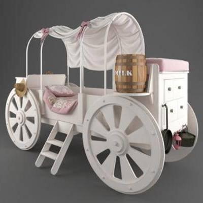 床具, 儿童床, 床, 现代床