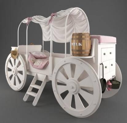 床具, 兒童床, 床, 現代床