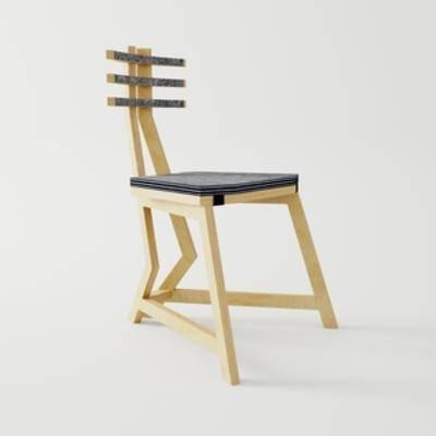 现代椅子, 现代简约, 椅子