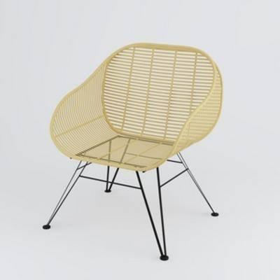 单人椅, 现代椅子, 现代千亿国际app|娱乐网站, 椅子