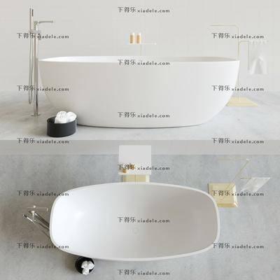 现代浴缸, Corona, 浴缸, 现代简约