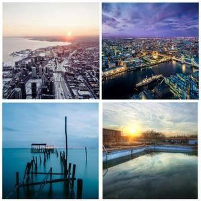 外景, 景色, 外景贴图, 城市, 贴图