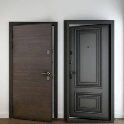 原创, 现代简约, 门, 构件, 门构件, 原创模型
