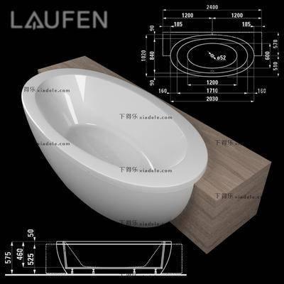 现代洗手盆, 洗手台, 现代简约