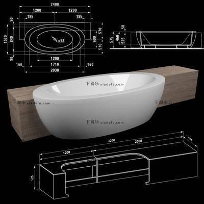 现代洗手盆, 洗手盆, 现代简约