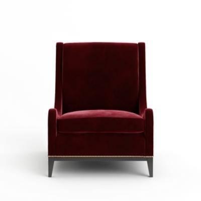 欧式沙发, 现代, 单人沙发, 欧式, 沙发