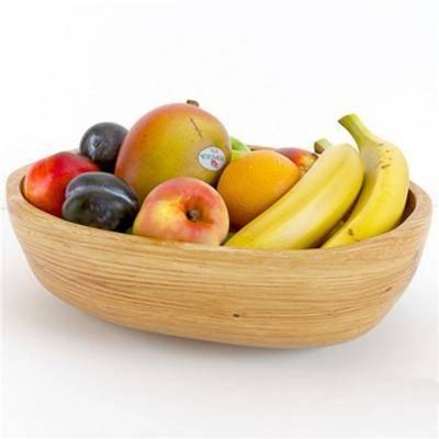 水果盘, 食物水果盘, 盘子, 食物, 陈列品, 摆件, 香蕉, 苹果