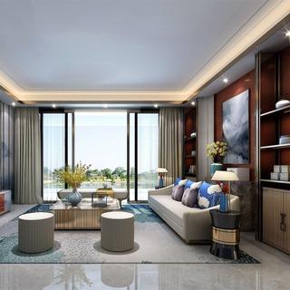沙发茶几,中式,现代,电视柜,客厅,置物柜