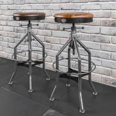 吧凳, loft, 吧椅, 工业风