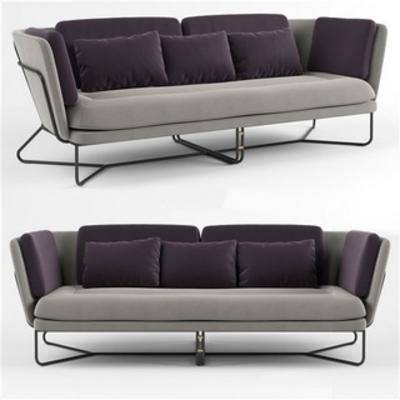 Corona, 现代简约, 多人沙发, 现代沙发