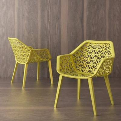 原创模型, 吧椅, 现代椅子, 现代简约, 原创, 椅子