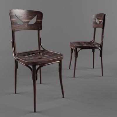 单人椅, loft, 现代椅子, 现代简约, 椅子