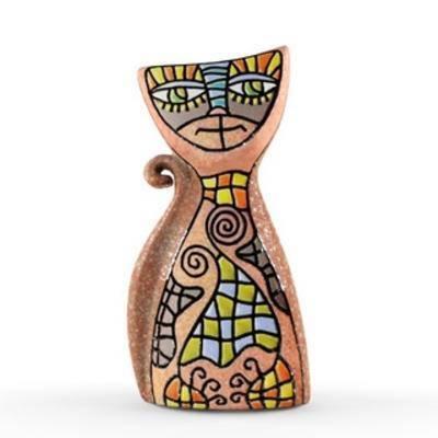 现代陶瓷花瓶, 现代花瓶, 陶瓷, 花瓶, 现代简约