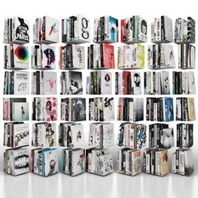 杂志, 书籍, 组合, 现代千亿国际app|娱乐网站, 下得乐3888套模型合辑