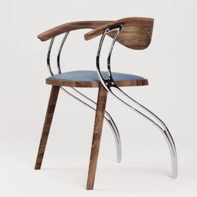 Corona, 单人椅, 现代椅子, 现代简约