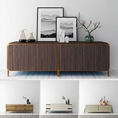 原创模型, 模型合集, 合集, 电视柜, 电视柜合集