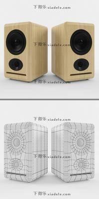 音箱, 音响, 电器, 现代简约, 音响组合