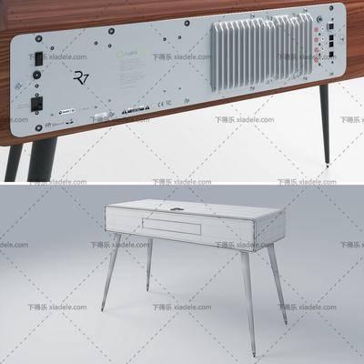 播放器, 音响, 现代简约, 音响组合