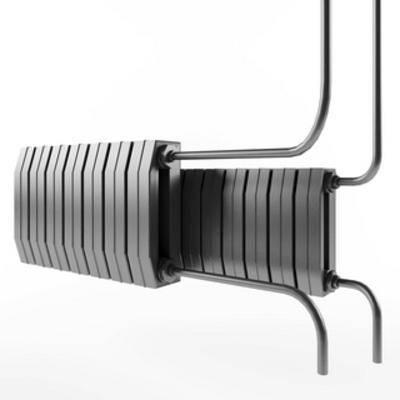 暖气片, 构件, 现代简约