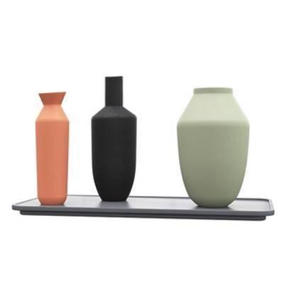 摆件, 陶瓷, 现代简约