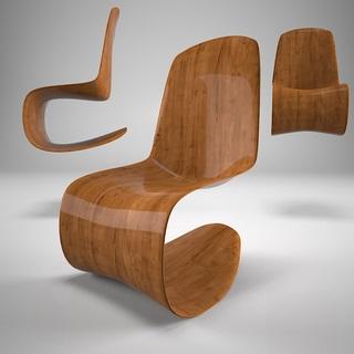 椅子,现代简约,单人椅