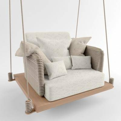 北欧简约, 吊椅, 秋千, 椅子