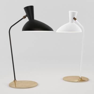 灯, 现代简约, 台灯