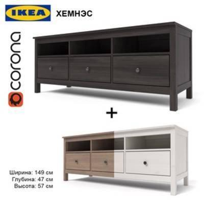 电视柜, 中式电视柜, 新中式, Corona