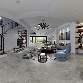 沙发茶几组合,现代简约,置物架,客厅,陈设品组合