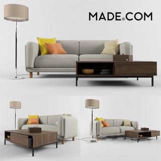英国MADE现代沙发组合