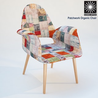 椅子,美式,单人椅,美国eames offi