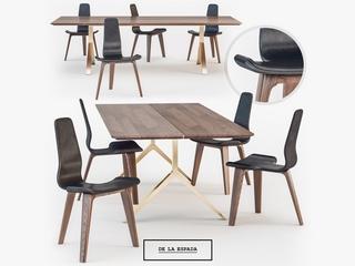 桌椅组合,餐厅,葡萄牙DE LA ESP